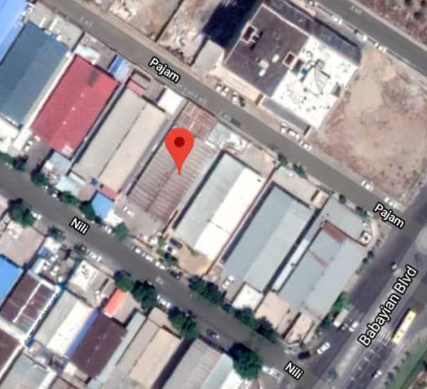 آدرس روی نقشه